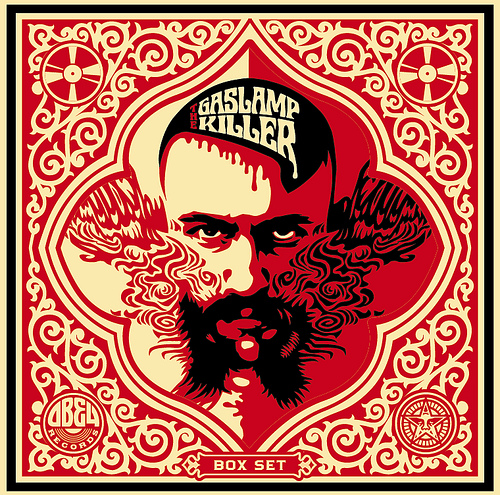 Gaslamp Killer, The - All Killer: Finders Keepers Records 1-20 Mixed By The Gaslamp Killer