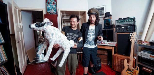 Bassculture studio Selektor Depender Daniele Labbate