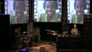 "Donisha Prendergast LIVE Skype with pre premiere of ""RasTa""a Soul's Journey"" - Bassculture Rond Volle Maan"