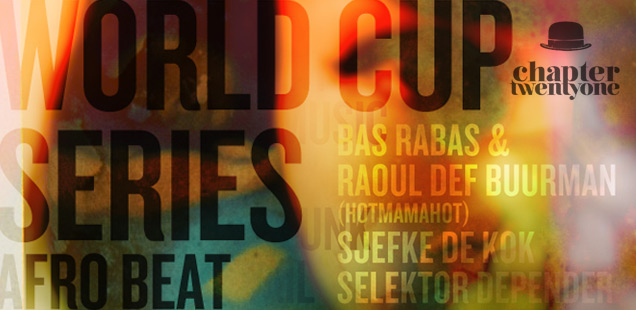 Bassculture presents 'World Cup Series' Saturday 15.12.12