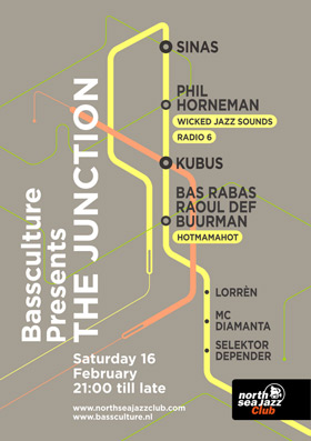 Bassculture presents: The Junction