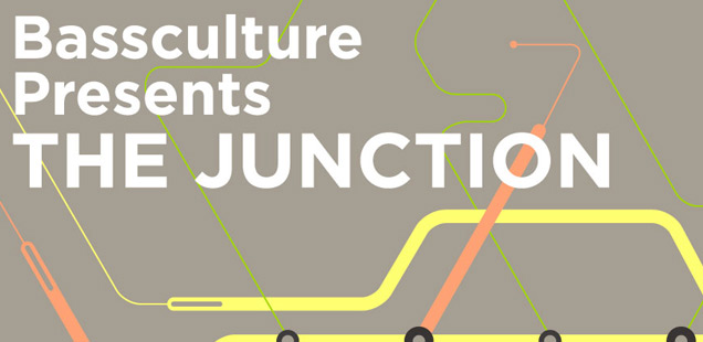 Bassculture 'The Junction' ft Sinas & Zanillya LIVE, Phil Horneman, Kubus, Hotmamahot & more