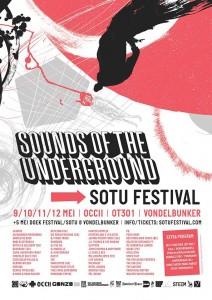 SOTU Festival 2013 Bassculture JAH TARI