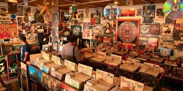 Mabu Vinyl in Capetown, South Africa