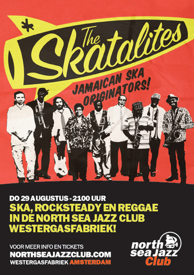 http://www.northseajazzclub.com/event/the-skatalites/