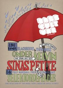 Go West Amsterdam culture Comic Book Sinas Petite bassculture