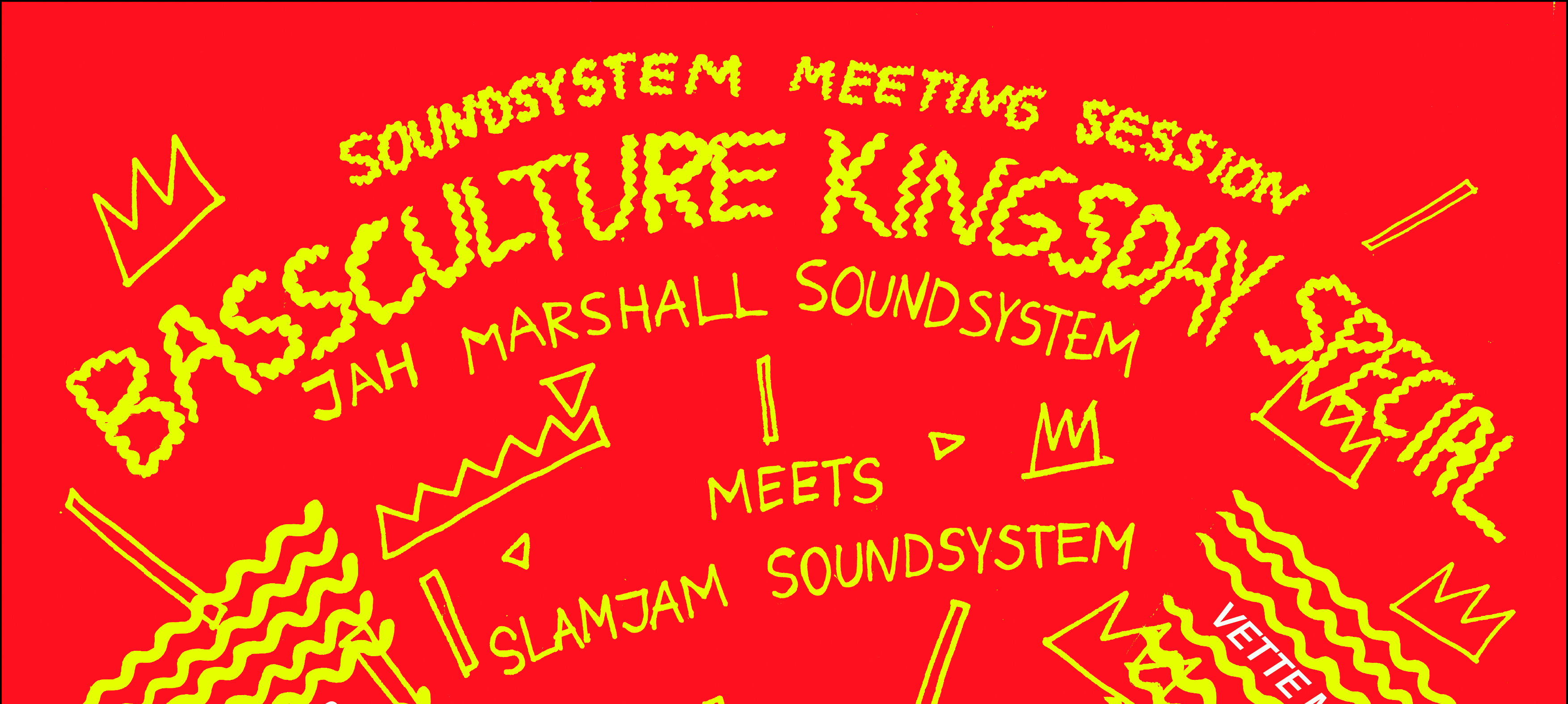 Bassculture King's Day Special Soundsystem meeting session // 26APR14 // STUDIO K AMSTERDAM