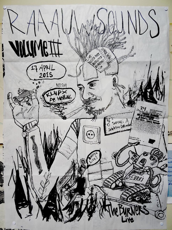 Raaauw Soundz Vol. 3 || Klup X NDSM