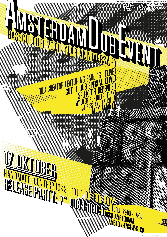 Amsterdam Dub Event