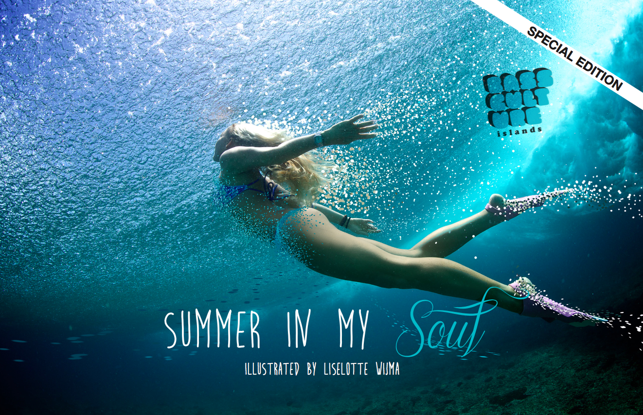 OUT NOW! 'Summer in my soul' Bassculture Islands Special Edition!
